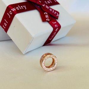 Pandora Rose Clip Charm